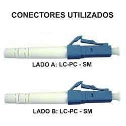 cordão óptico lc-pc / lc-pc (60 mt) vendo outros tamanhos