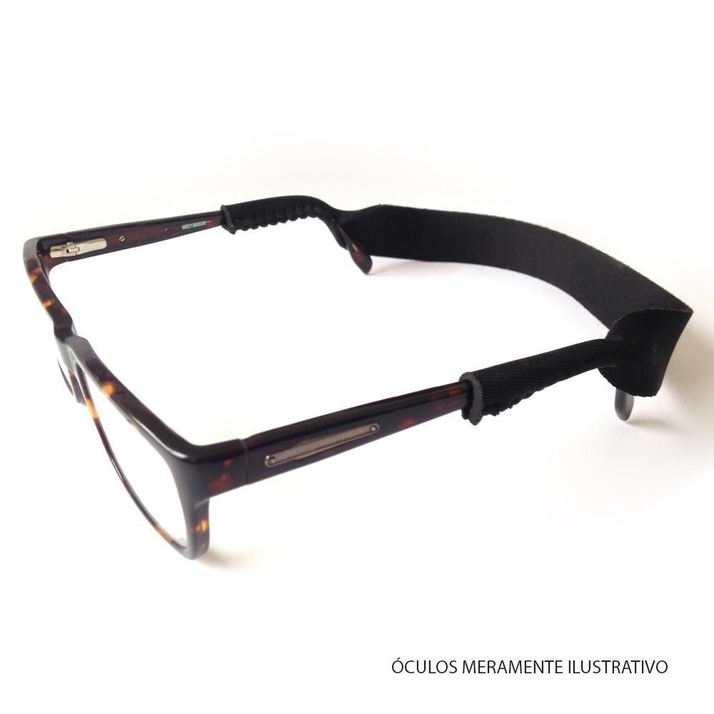 56ce10505926c Cordão Para Óculos - Neoprene Preto - Frete Fixo - R  25,90 em ...
