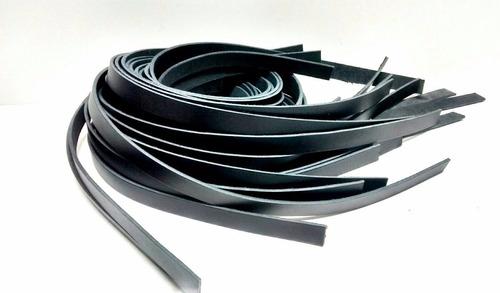 cordão tira couro pulseira colar 5mm 3metro varias cores top