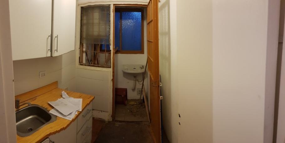 cordoba 5100, se alquila, excelente local con vivienda y sal