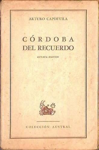 cordoba del reencuentro arturo capdevila quinta edición