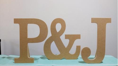 cordoba ** letras, formas mdf fibrofacil 5mm mercadoenvios