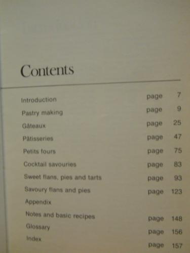 cordon bleu: baking. tomos i y 2 [pastelería, tartas]