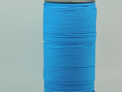 cordon cabo driza cuerda cordón paracord 05mm por metro