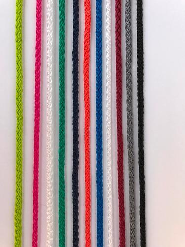 cordon de polipropileno 5 mm para bolsa de papel x 500 mts