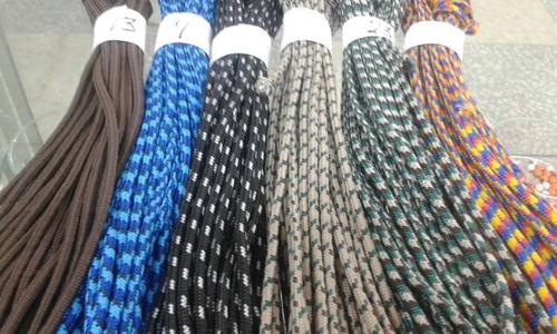cordon driza cuerda liga elastico paracord hilo chino