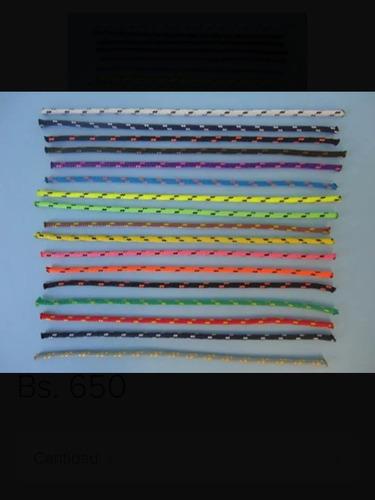 cordon driza cuerda paracord liga elastico hilo chino