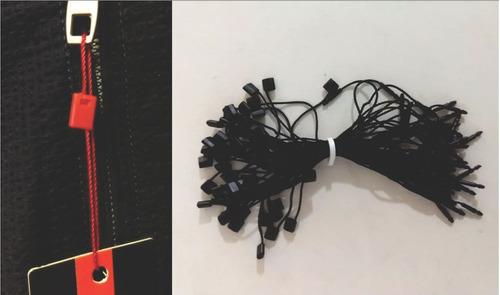 cordón hilo  cinchos para colgar etiquetas ropa 500 piezas