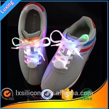 cordon led cordones con luz hace tus zapatillas led luces