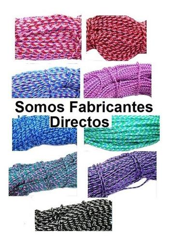 cordón paracord driza cuerda liga elastico hilo chino
