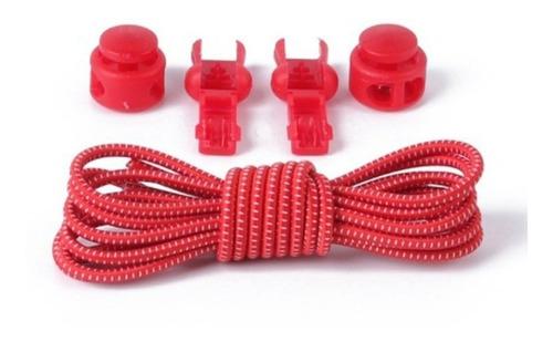 cordones elásticos para zapatillas ( el par)