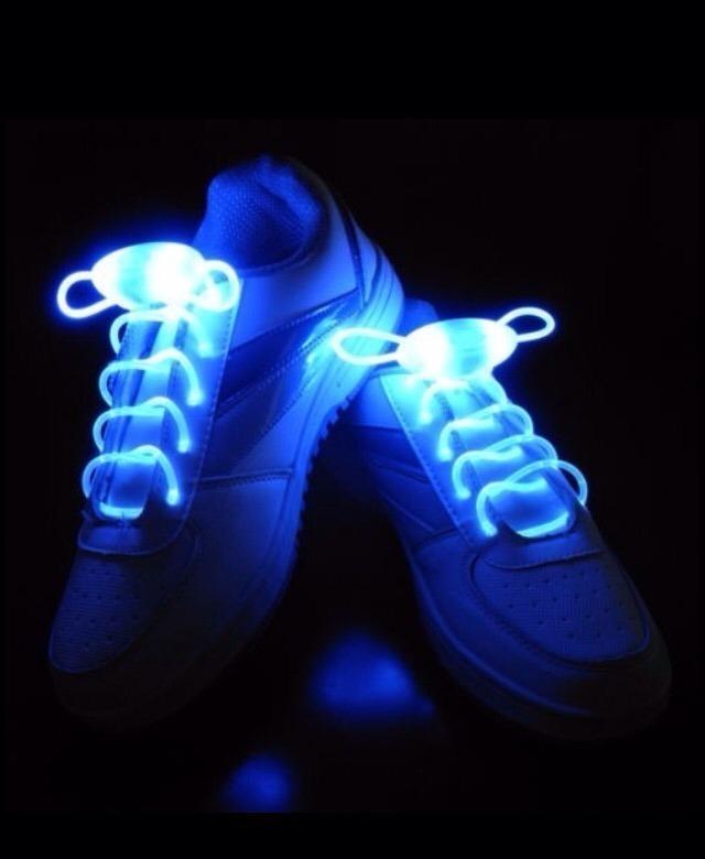información para d8707 755ab Cordones Led Luminosos Para Zapatillas Colores Original