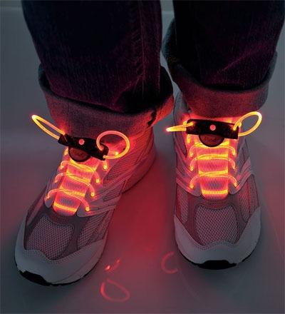 cordones luminosos led x 3 pares