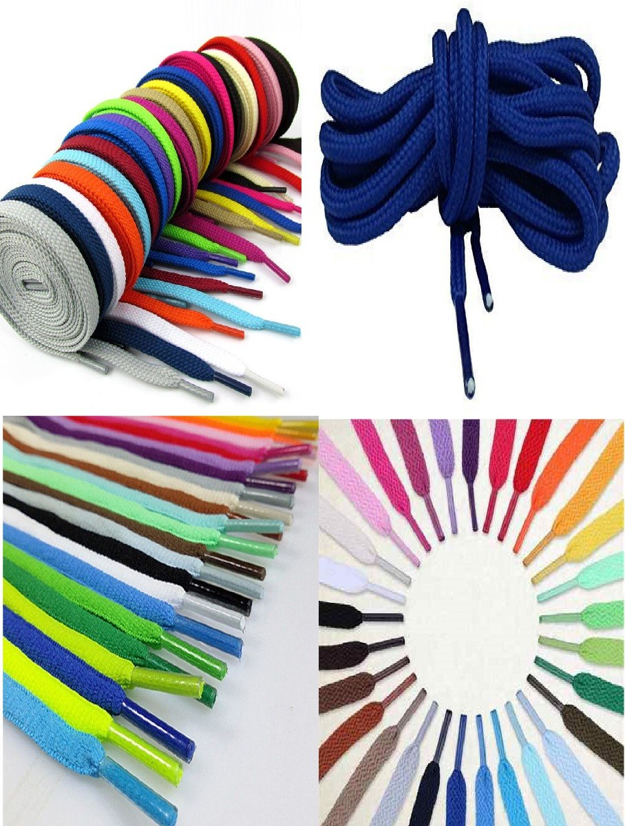 Boutique en ligne ae643 56090 Cordones O Trenzas Para Zapatos Colores Surtidos
