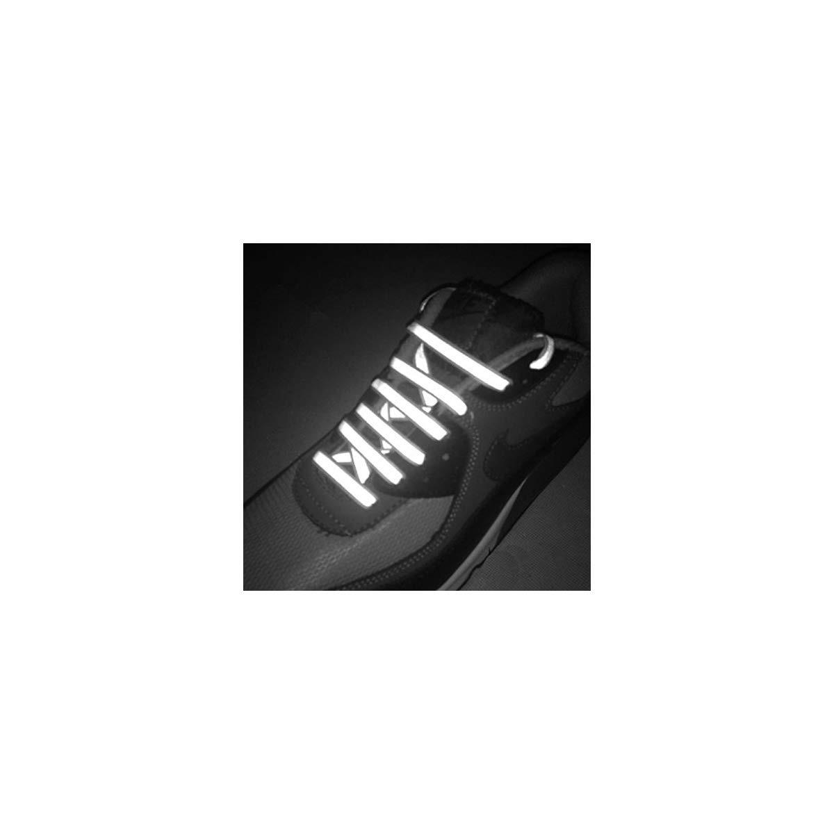 SafetyCare Cordones Reflectantes de Alta Visibilidad