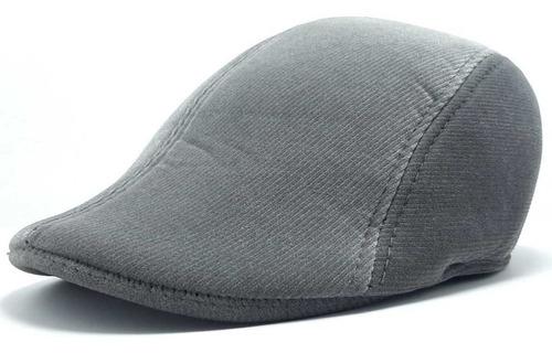 corduroy boina / sombrero