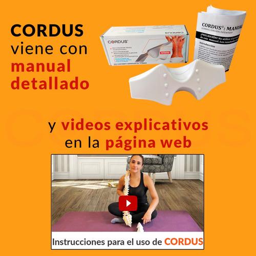 cordus dolor ciático hernias escoliosis lumbalgia postura