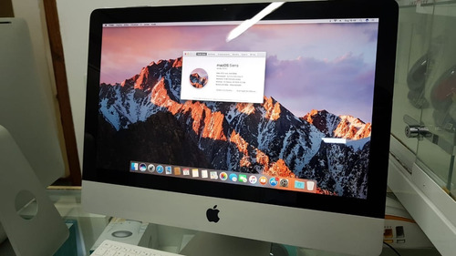 core 21,5 apple imac