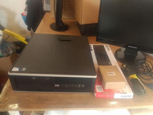 core con monitor computadoras dual