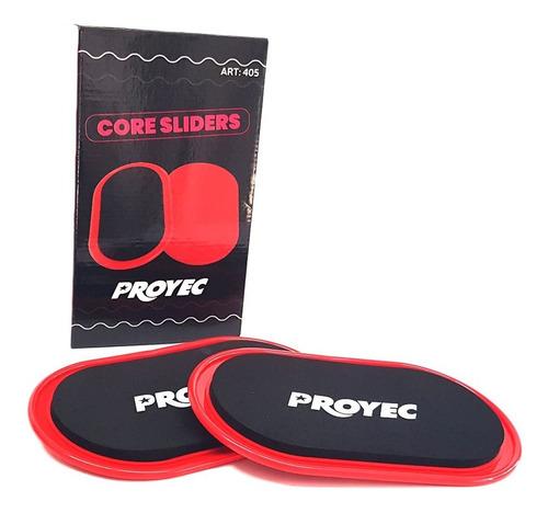 core sliders deslizador proyec entrenamiento abdominal