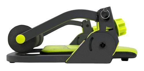 core trimmer body sculpture fitness con dvd verde