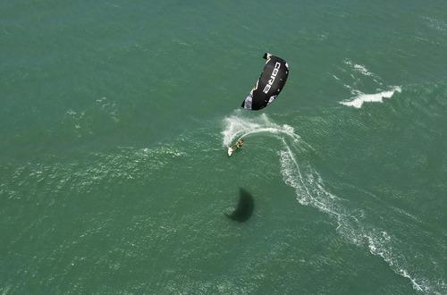 core xr5 7m kitesurf  kite surf kiteboarding