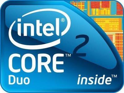 core2 duo computadora intel