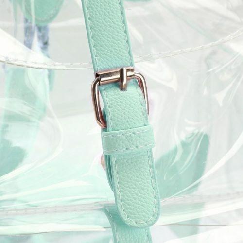 coreana mochila bolso fiesta encantadora bolsa... (green)