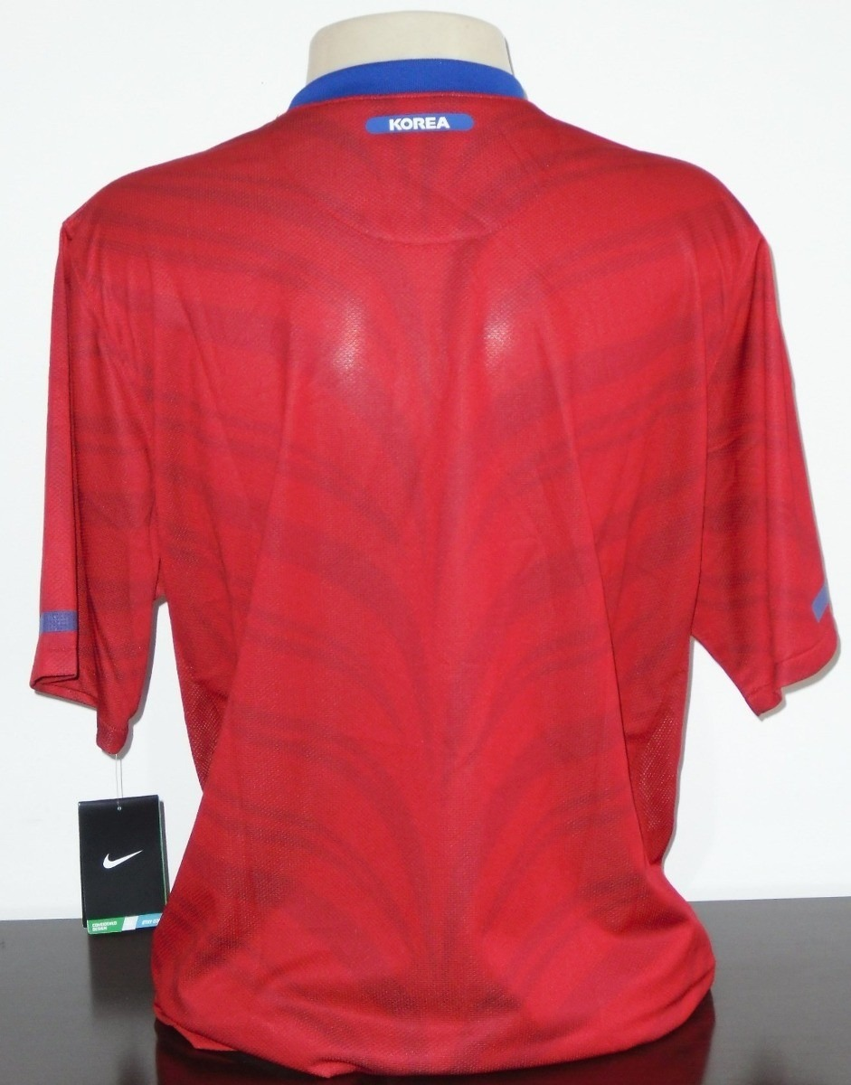 472b88b225f55 Carregando zoom... camisa coréia do sul nike importada original nova