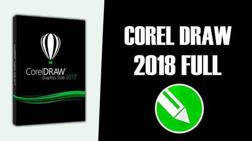 corel draw 2018 x10 2017 x9 graphics suite completa + instal