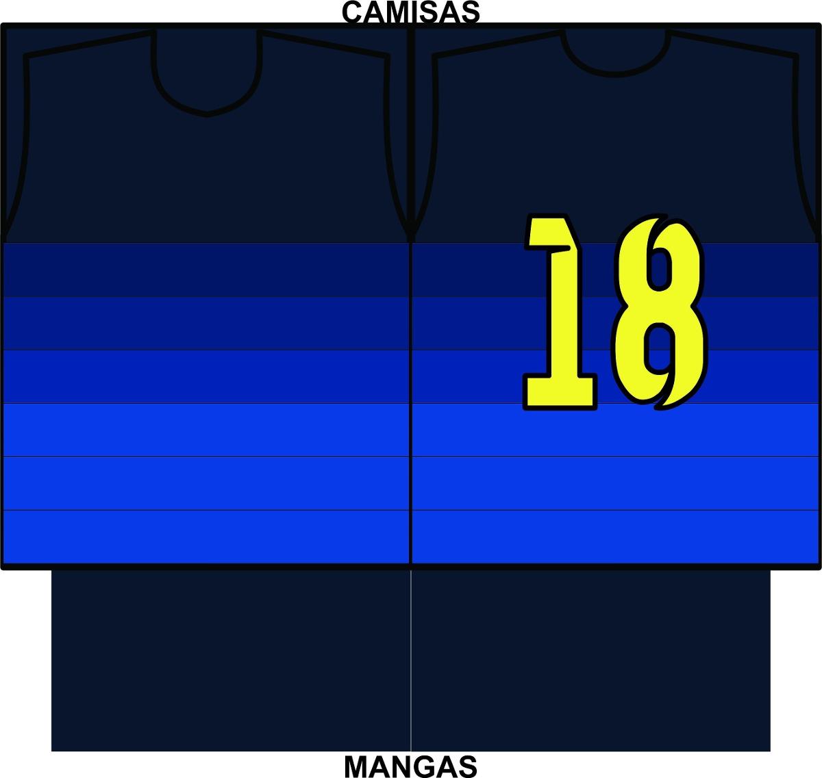 c68fb2accae8e Corel Draw Camisas E Camisetas Para Sublimação Total (vetor) - R  80 ...