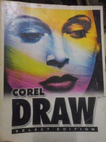 corel draw - select edition