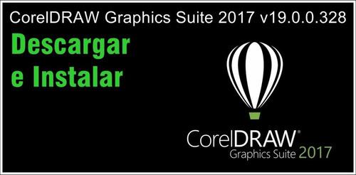 corel draw suite 2017 gs premium  original. el mejor   34