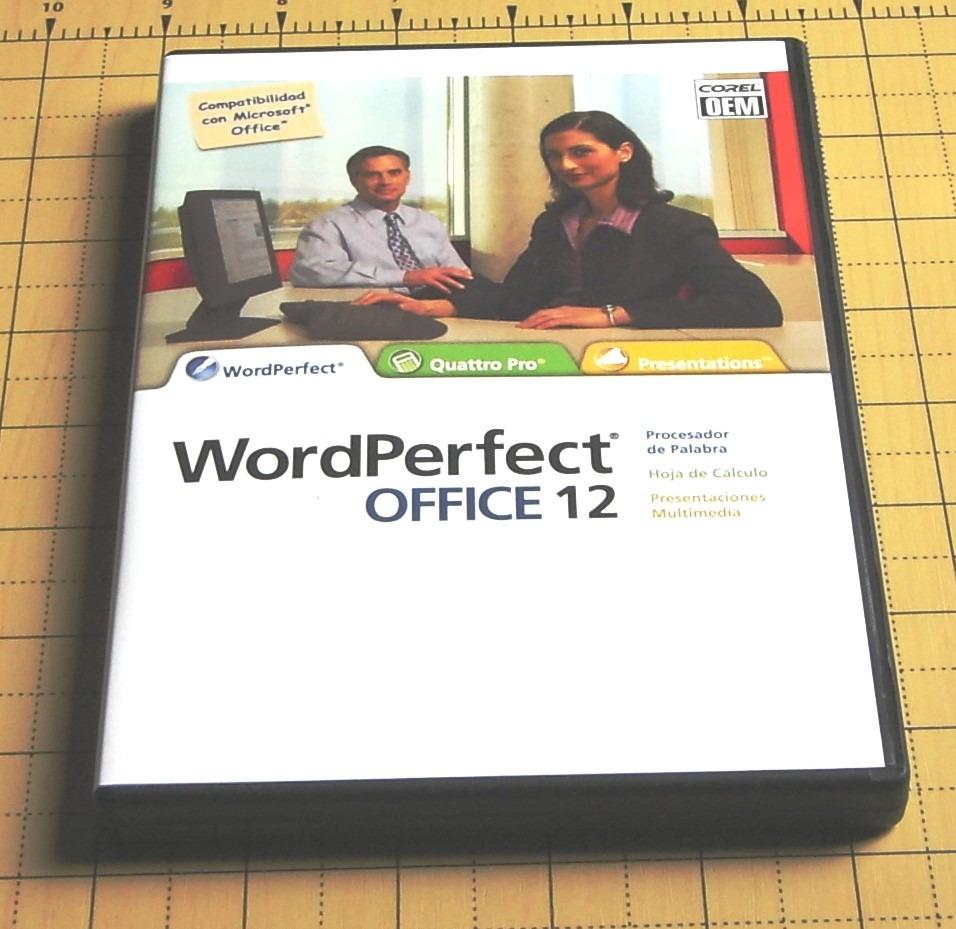 Corel wordperfect 12 original 24900 en mercado libre corel wordperfect 12 original freerunsca Image collections