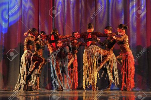 coreografia hotelera