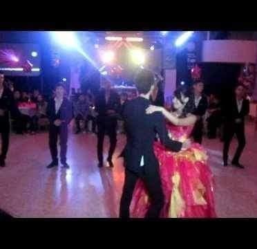 coreografias para xv años y clases de baile