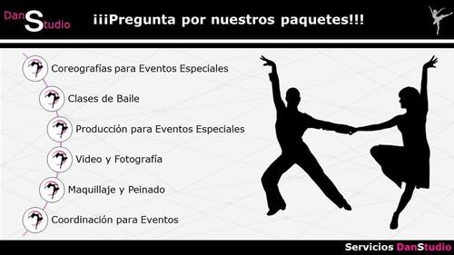 coreografías profesionales de baile