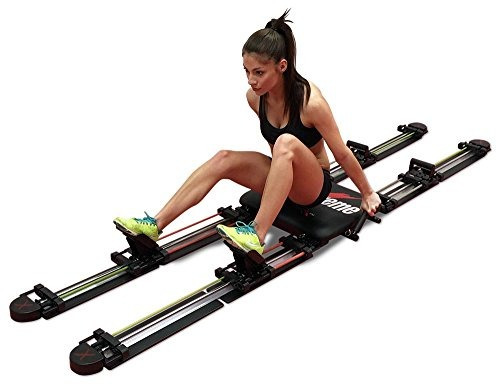 corextreme afterburner fitness machine, negro