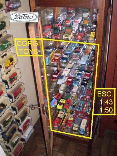 corgi / '28 chevrolet drinks van, caminhão -esc.apr. 1/64 mt