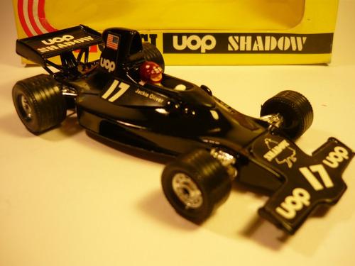 corgi auto formula 1 uop shadow n°155 año 1973