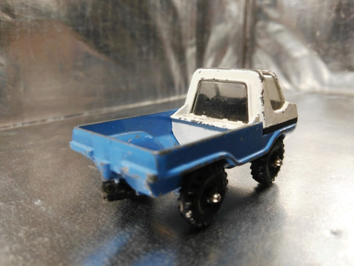corgi - camion rough terrain truck 1    m.i. gt britain