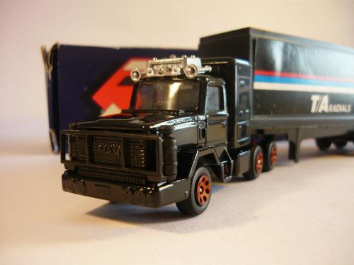 corgi camión scammel container bfgoodrich, año 1985