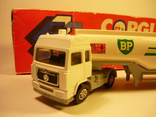 corgi camión seddon atkinson tanquero bp, año 1985