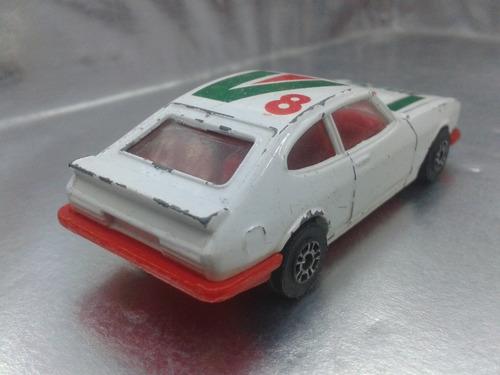 corgi - ford capri 3 os   m.i. gt britain #1