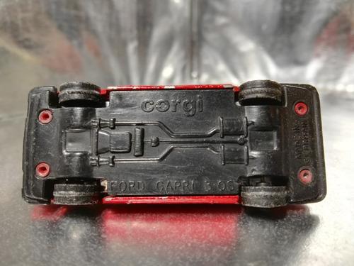 corgi - ford capri 3.0s   made in gt britain