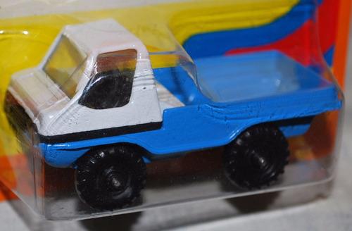 corgi juniors camión rough terrain #13 en su blister