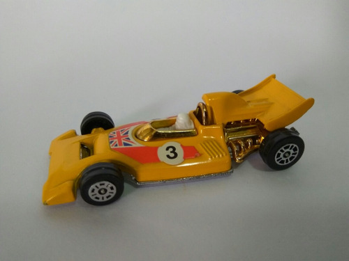 corgi juniors formula 1 racer hecho en inglaterra años 70's
