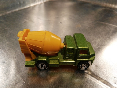 corgi - mobile cement mixer  made in gt britain #1