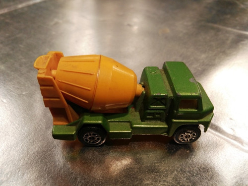 corgi - mobile cement mixer  made in gt britain #2