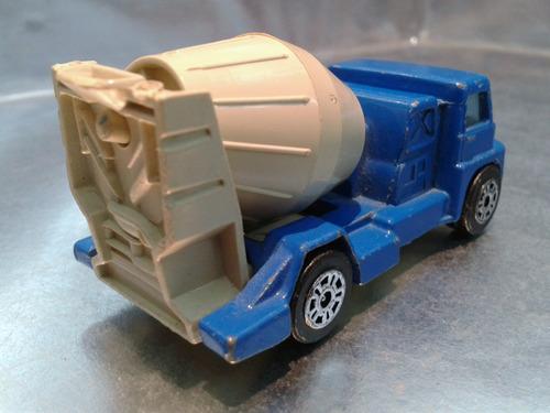 corgi - mobile cement mixer  made in gt britain